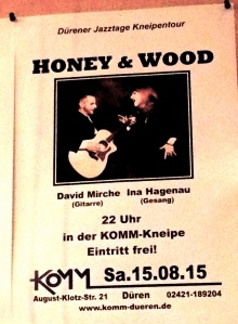jazztage plakat h&w